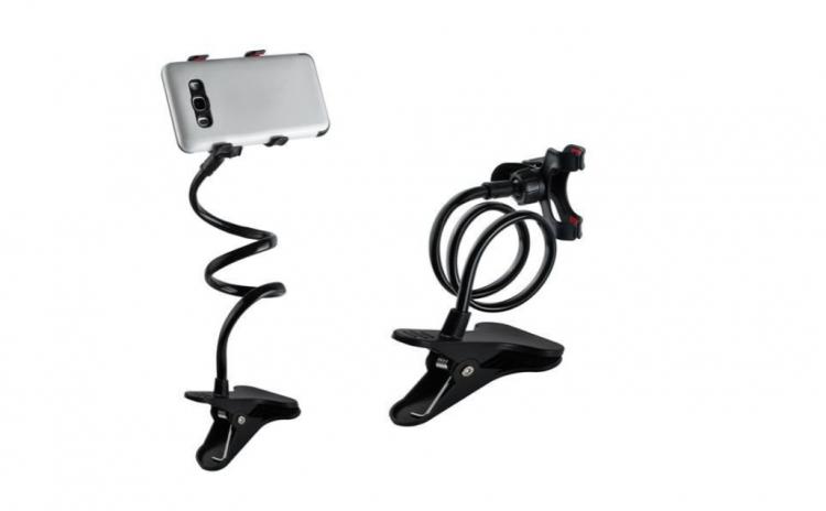 Suport Telefon Flexibil cu capat rotativ