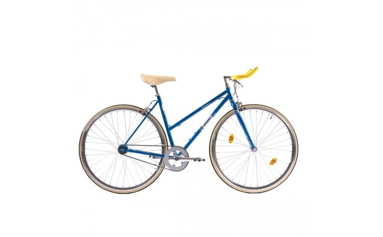 Clasic 2S Bullhorn 50cm F Bleu