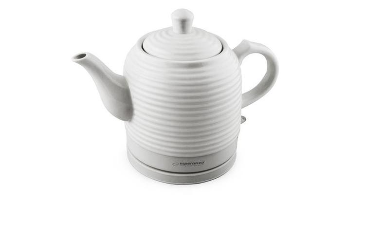 Cana electrica, ceainic electric din ceramica 1.2 l, 1350 W