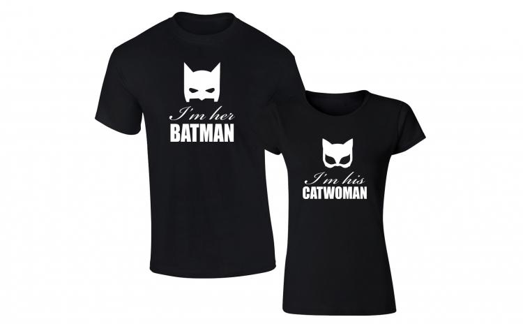 Set de tricouri Batman