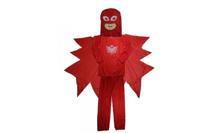 Costum Eroi in Pijamale   Bufnita