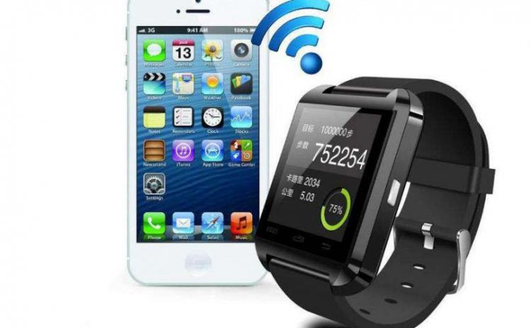 Ceas Bluetooth Smartwatch Compatibil Android Si Ios, La Doar 129 Ron In Loc De 700 Ron