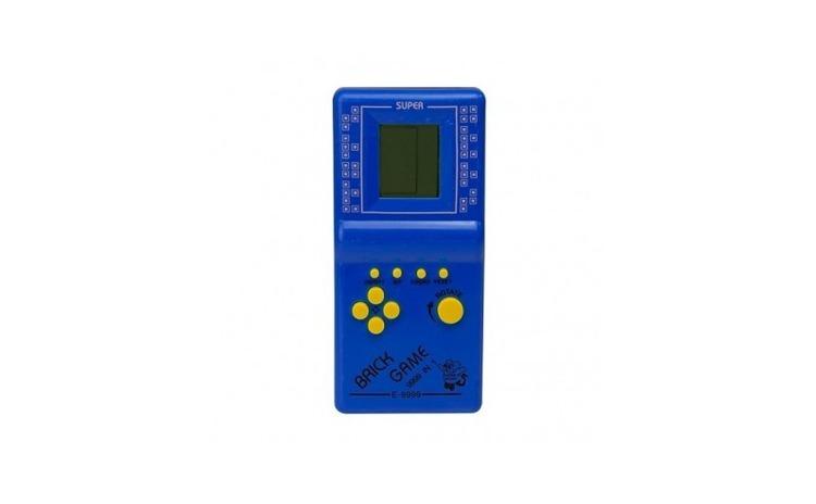 Consola de joc Tetris, 9999 in