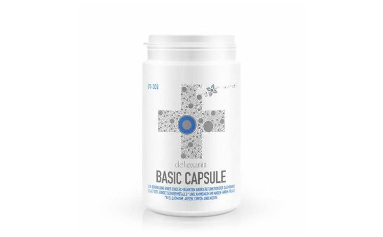 DETOXAMIN Basic Capsule – capsule pentru