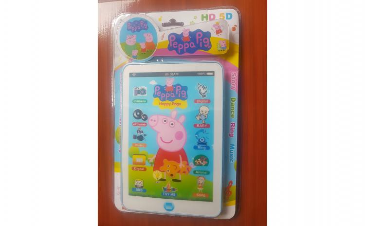 Tableta 5D Peppa Pig