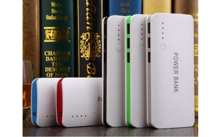 Baterie externa Power 20000 mah, baterie de urgenta cu 3 USB pentru telefoane, tablete, camere foto/video C24