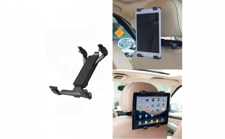 Suport auto tableta prindere tetiera