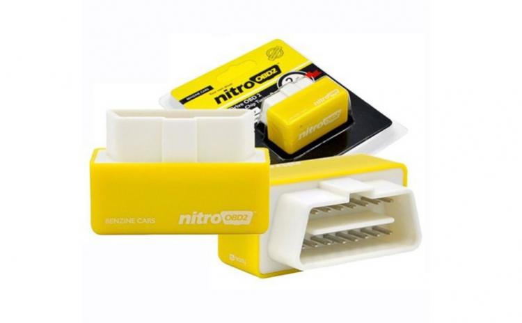Chip Tuning Nitro OBD2 (motoare benzina)
