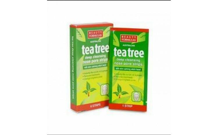 Beauty Formulas Plasturi Pentru Puncte Negre Cu Tea Tree