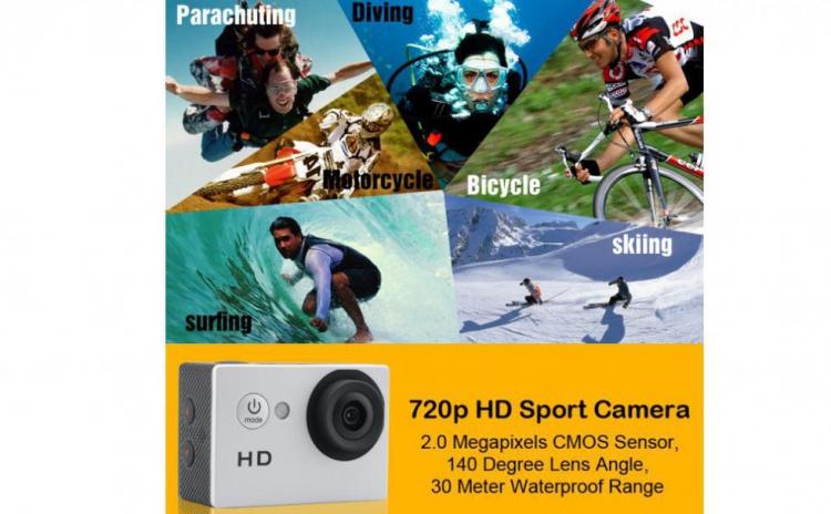 Camera Sport FullHD Subacvatica