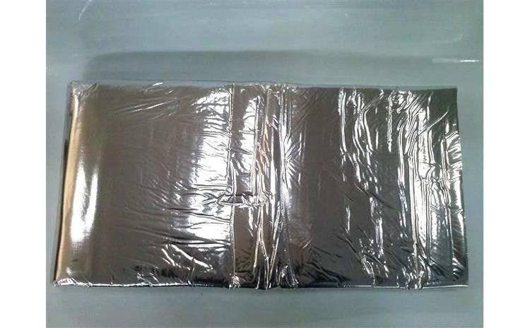 Insonorizant aluminiu 1.4 x 1m cu