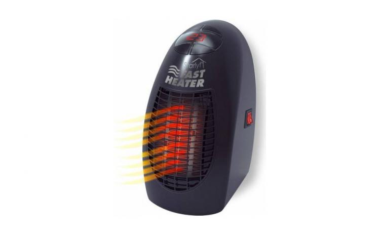 Mini aeroterma Fast Heater 400W