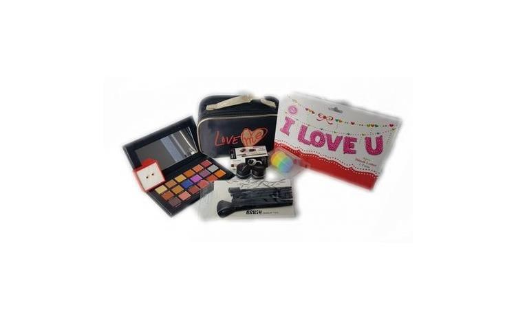 Set Make-up Love me