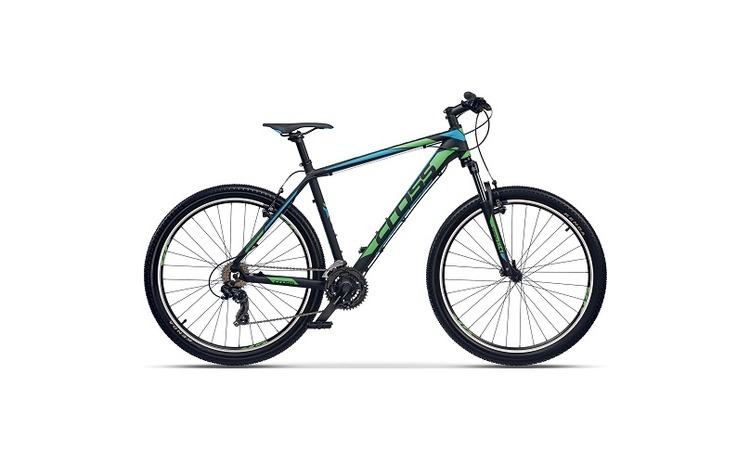 "Bicicleta CROSS GRX 7 VB 27.5"""