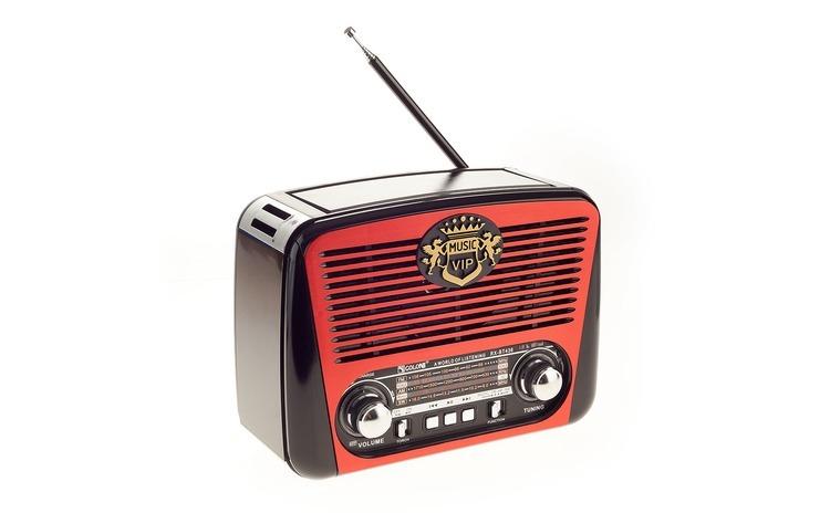 Set Radio cu MP3 Player cu Bluetooth