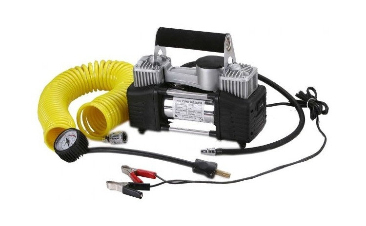 Compresor aer 2 cilindri, 150PSI