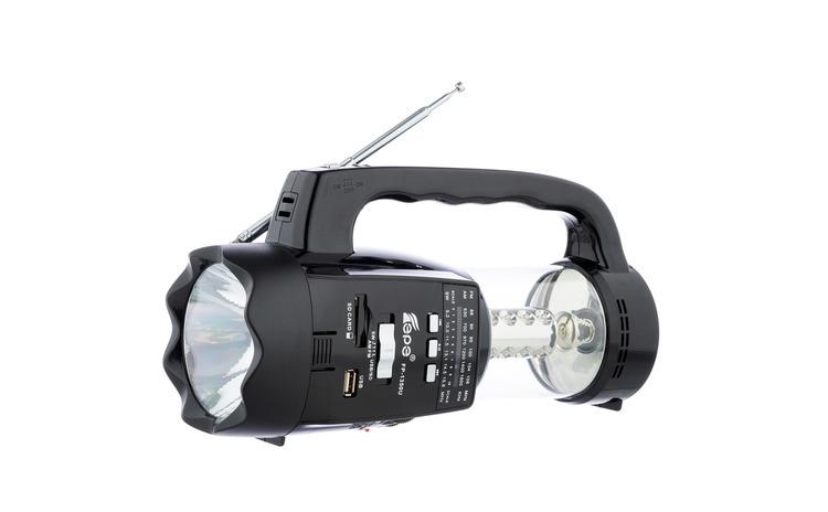 Set Radio Portabil cu 2 x Lanterne Fepe