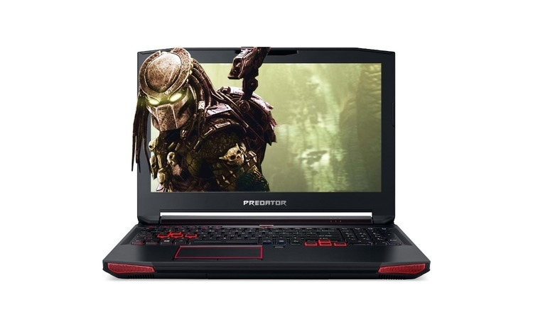 Imagine indisponibila pentru Laptop Acer 15.6'' Predator G9-593, FHD, Intel Core i7-6700HQ, 8GB DDR4, 256GB SSD, GeForce GTX 1070 8GB, Linux, Black