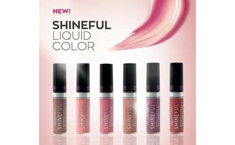 Ruj  Shineful Liquid Color,Seventeen,