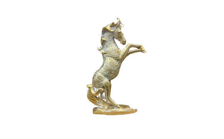 Statueta Decorativa,  Cal, 25 cm,