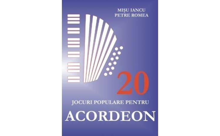 20 Jocuri populare pentru acordeon