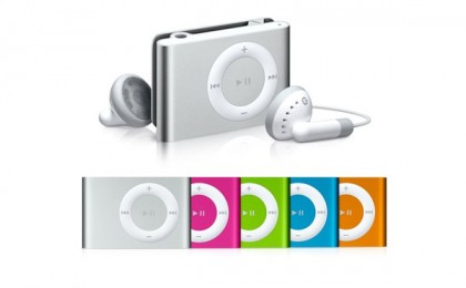 Cine asculta muzica, are un tonus mai bun: MP3 Player tip Ipod Shuffle la doar 29 RON in loc de 81 RON