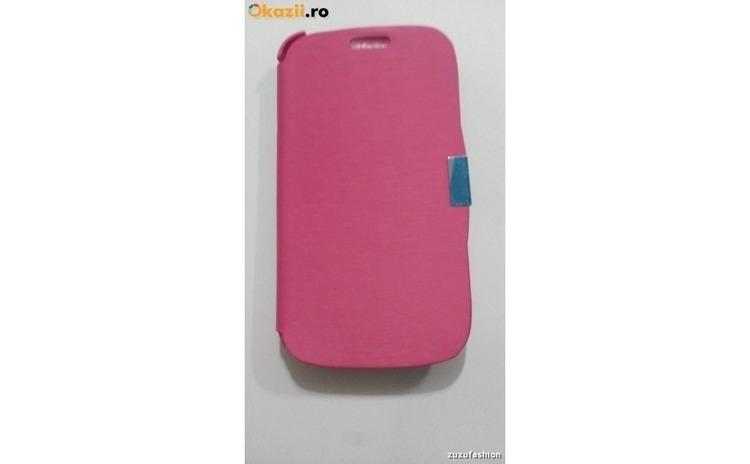 Husa Samsung Galaxy S 3 Flip Portofel