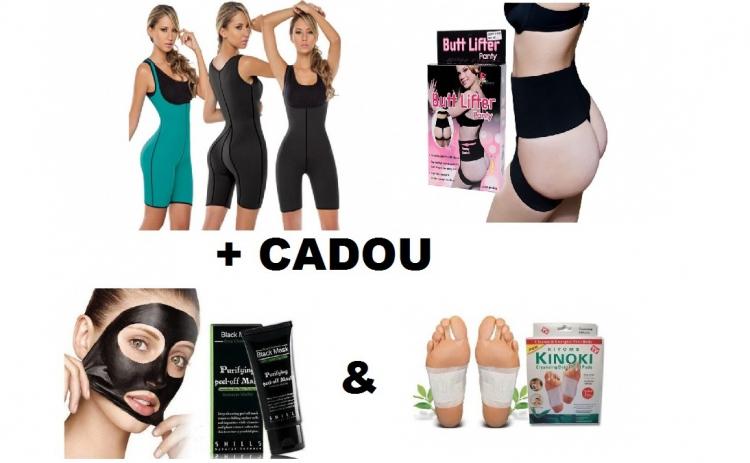 Costum slabit, Chiloti frumusete + Cadou