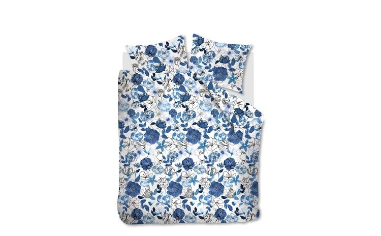 Lenjerie de pat, Floral sketch,