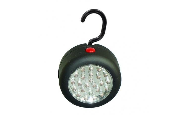Lampa de lucru Wert W2616, 24 LED-uri,