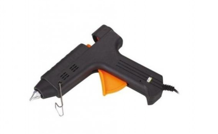Pistol lipit profesional cu Silicon 40W