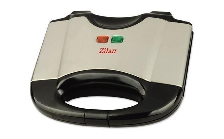 Sandwich maker inox ZILAN 750W