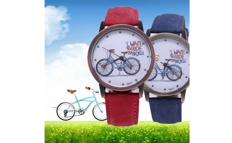 Ceasuri Bike & Car - 2 la pret de 1