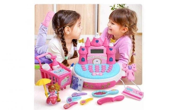 Casa de marcat jucarie electronica - Princess Castle