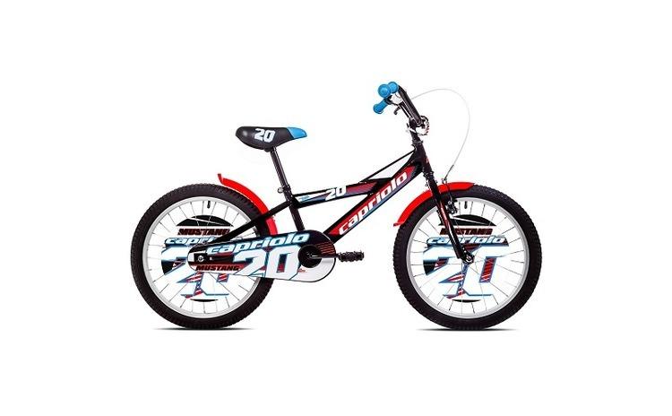"""Bicicleta CAPRIOLO Mustang 20"""""""