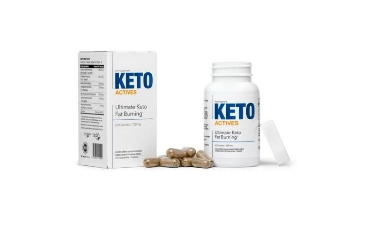 Keto Actives – capsule pentru slabit