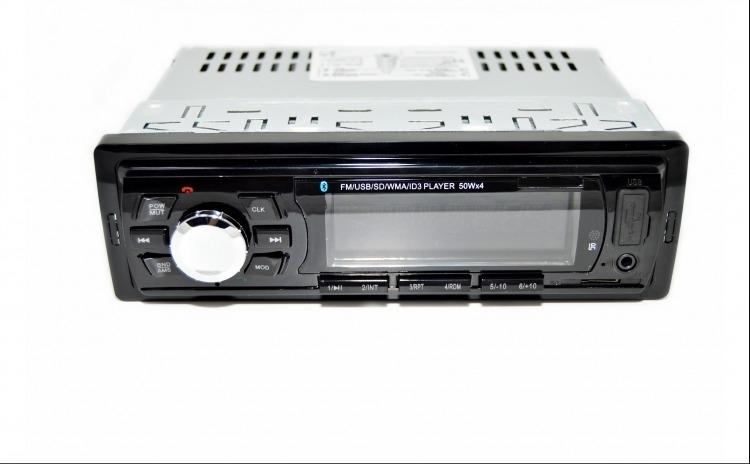 Radio Mp3 Player Auto 50W X 4 Bluetooth