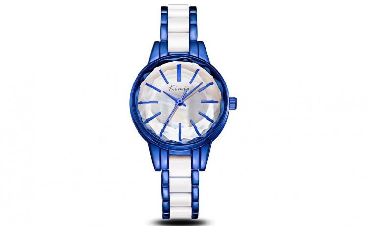 Ceas dama Kimio TG107 blue