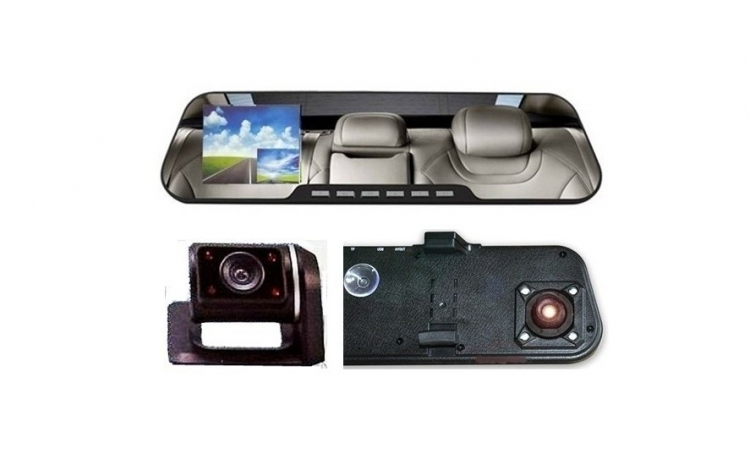 Camera Video Auto Oglinda Allwinner F9x 4.5