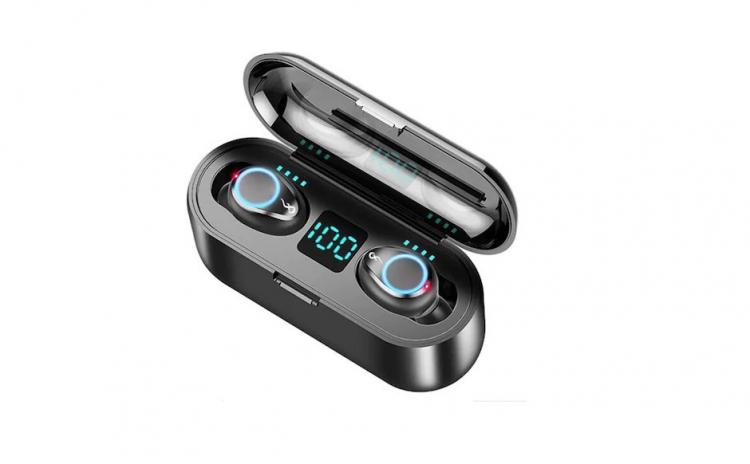 Casti wireless, Bluetooth 5.0, F9