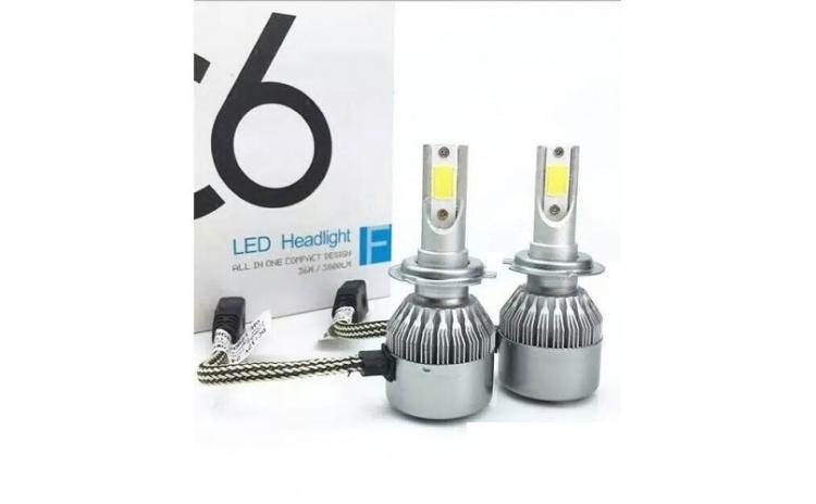 Set Becuri LED H7, 2019