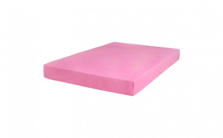 Cearceaf roz de pat