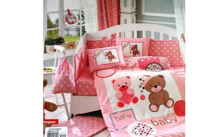 set complet de lenjerie pat pentru bebelusi hobby home co arhivat