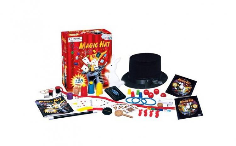 Magic Hat - 125 de trucuri incredibile