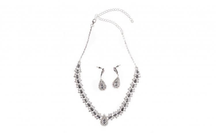 Set bijuterii dama Rhinestone