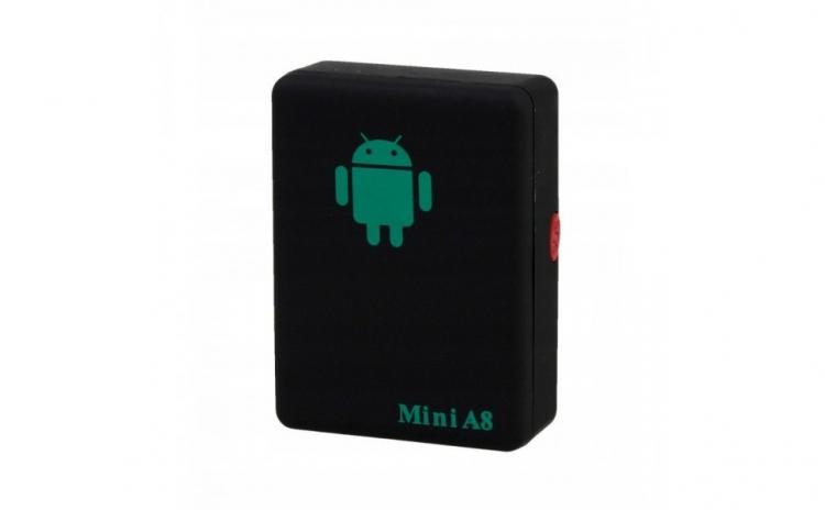 GPS Tracker Mini A8, GSM, S131, 500 mAh