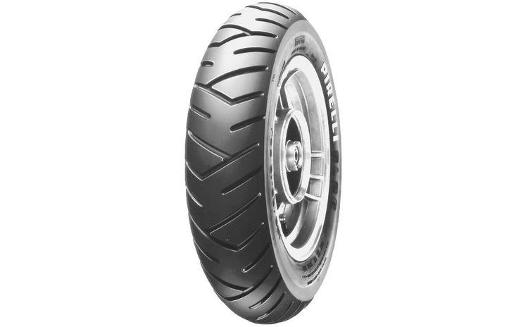 Anvelopa scuter Pirelli 120 70   12 TL
