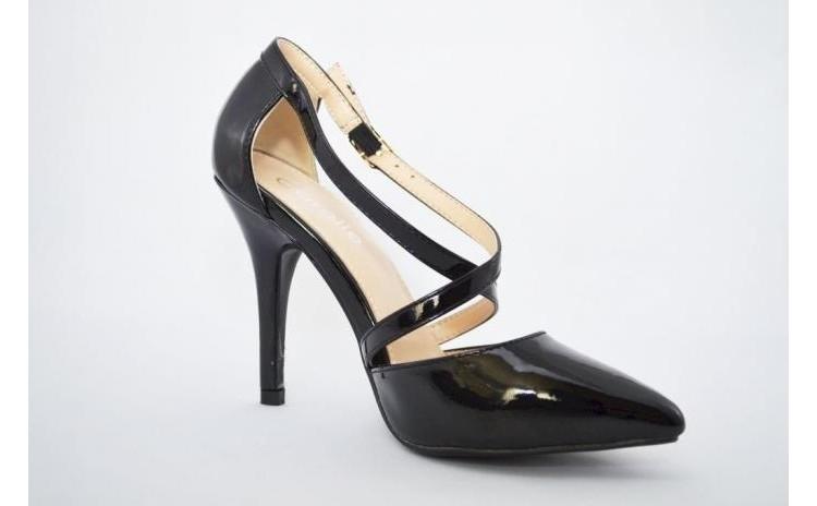 Pantofi Dama Stiletto Negri - Rachel , La Doar 119 Ron In Loc De 250 Ron