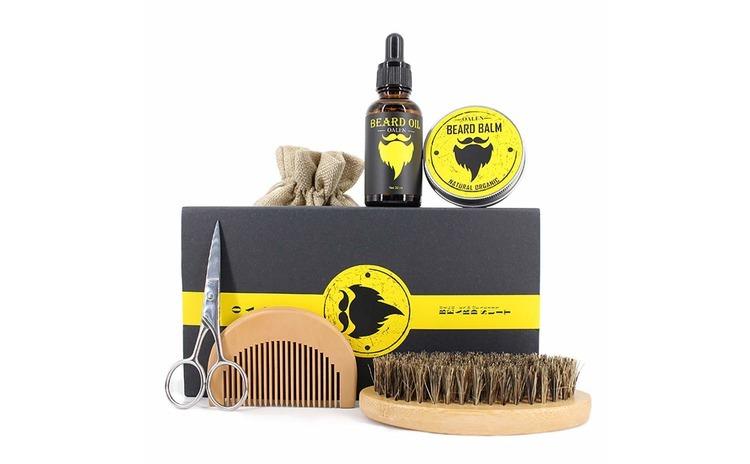 Kit Premium ingrijire barba si mustata