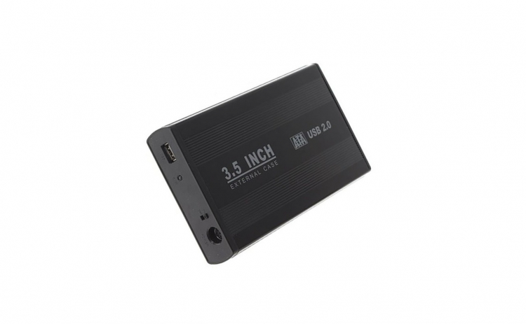 """Carcasa metalica pentru HDD 3.5"""""""